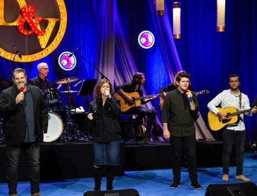 JFB to Appear on Dailey & Vincent TV Show
